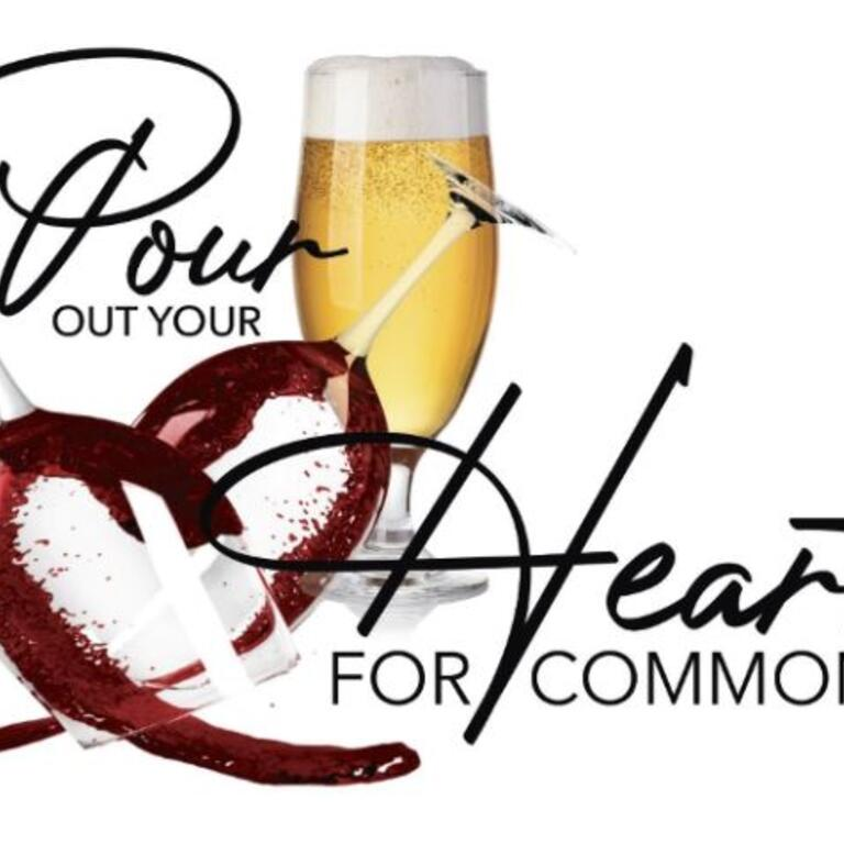 Pour Out Your Hearts for Commons logo